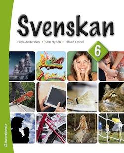 Svenskan 6 - Elevpaket (Bok + digital produkt)