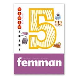 Femman, 5-pack - Svenska från början
