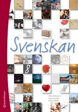 Svenskan 8 - Elevpaket (Bok + digital produkt)