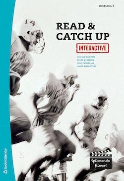 Read & Catch Up Interactive Elevlicens - Digitalt - Inför engelska 5