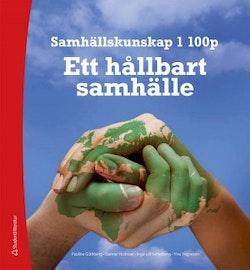 Samhällskunskap 1 100 p - Digitalt elevpaket (Digital produkt) - Ett hållbart samhälle