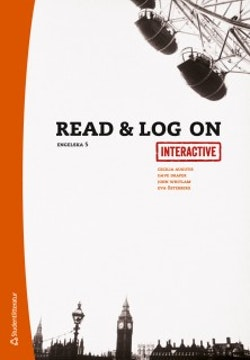 Read & Log On Interactive Klasslicens - Digitalt - Engelska 5
