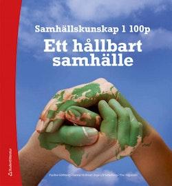 Samhällskunskap 1 100 p - Digitalt klasspaket (Digital produkt) - Ett hållbart samhälle