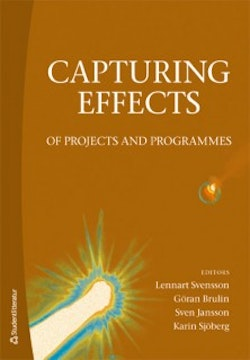 Capturing effects : of projects and programmes