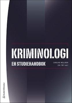 Kriminologi : en studiehandbok