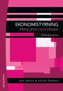 Ekonomistyrning : övningsbok