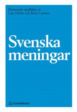 Svenska meningar