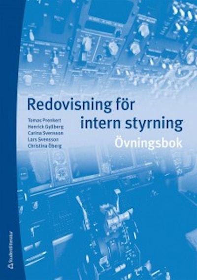 Redovisning för intern styrning : övningsbok