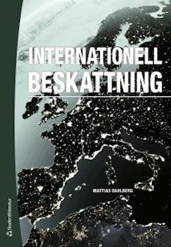 Internationell beskattning