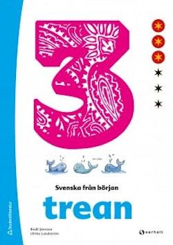 Trean, 5-pack - Svenska från början