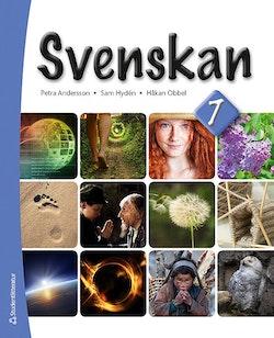 Svenskan 7 Elevpaket (Bok + digital produkt)
