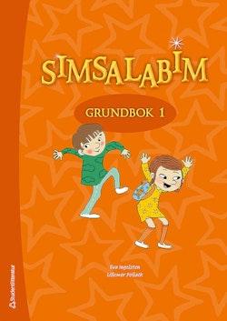 Simsalabim 1 Elevpaket (Bok + digital produkt)
