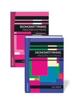 Ekonomistyrning - paket - Faktabok och övningsbok