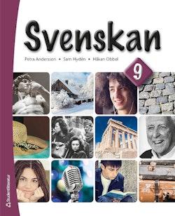 Svenskan 9 Elevlicens - Digitalt