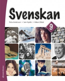 Svenskan 9 Klasslicens - Digitalt