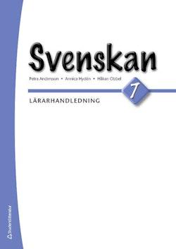 Svenskan 7 Lärarpaket - Digitalt + Tryckt