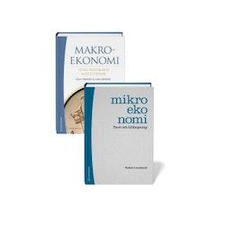 Mikroekonomi och makroekonomi (paket) - - paket för grundkursen i nationalekonomi I