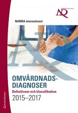 Omvårdnadsdiagnoser : definitioner och klassifikationer 2015-2017