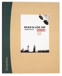 Read & Log On Interactive Lärarpaket - Digitalt + Tryckt