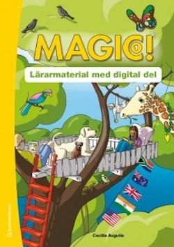 Magic! 1 Lärarmaterial med digital del