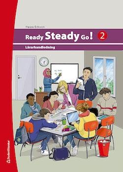 Ready Steady Go! 2 Lärarhandledning