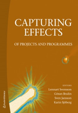 Capturing effects - of projects and programmes