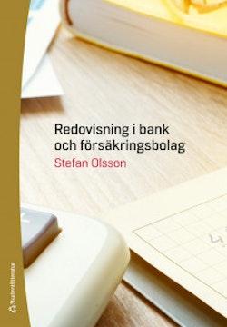 Redovisning i bank och försäkringsbolag