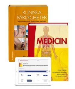 Medicin och Kliniska färdigheter - paket