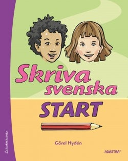 Skriva svenska start