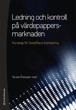 Ledning och kontroll på värdepappersmarknaden - (bok + digital produkt)