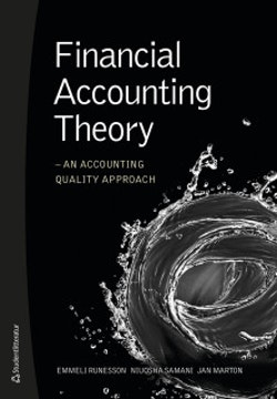 Financial accounting theory : an accounting quality approach