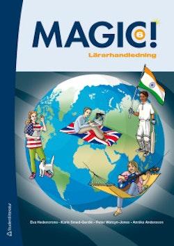 Magic! 6 Lärarpaket - Digitalt + Tryckt