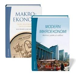 Mikroekonomi och makroekonomi (paket) - - paket för grundkursen i nationalekonomi II