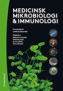 Medicinsk mikrobiologi & immunologi - (bok + digital produkt)