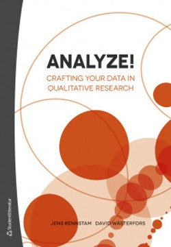 Analyze! : crafting your data in qualitative research