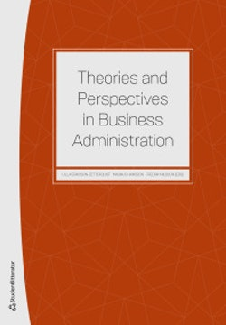 Theories and perspectives in business administration