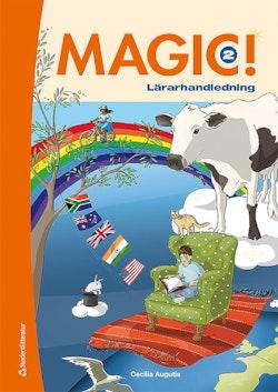 Magic! 2 Lärarpaket - Digitalt + Tryckt