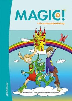 Magic! 3 Lärarpaket - Digitalt + Tryckt