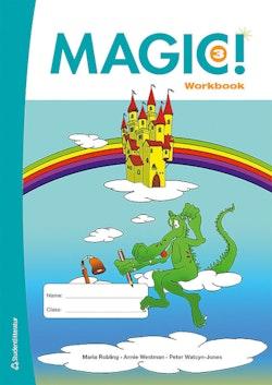 Magic! 3 - Workbook (10-pack) - Tryckt
