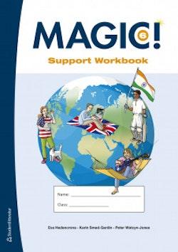 Magic! 6  Support Workbook - Tryckt