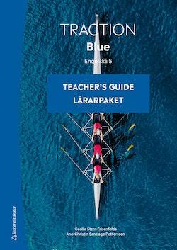 Traction Blue Engelska 5 Lärarpaket - Digitalt + Tryckt