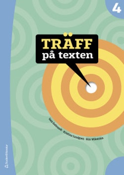 Träff på texten 4 Elevpaket - Digitalt + Tryckt