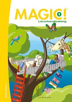 Magic! 1 Lärarpaket - Digitalt + Tryckt