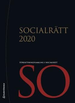 Socialrätt 2020 - Författningssamling i socialrätt