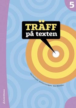 Träff på texten 5 Elevpaket - Digitalt + Tryckt