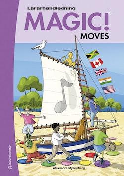 Magic! Moves Lärarpaket - Digitalt + Tryckt