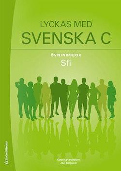 Lyckas med svenska C Övningsbok - Sfi