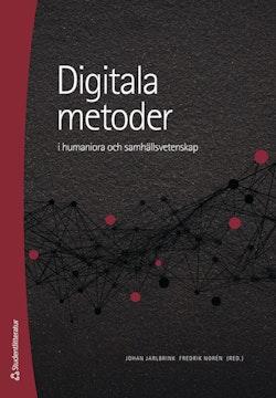 Digitala metoder i humaniora och samhällsvetenskap