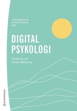 Digital psykologi - Forskning och klinisk tillämpning
