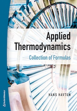 Applied Thermodynamics - Collection of Formulas